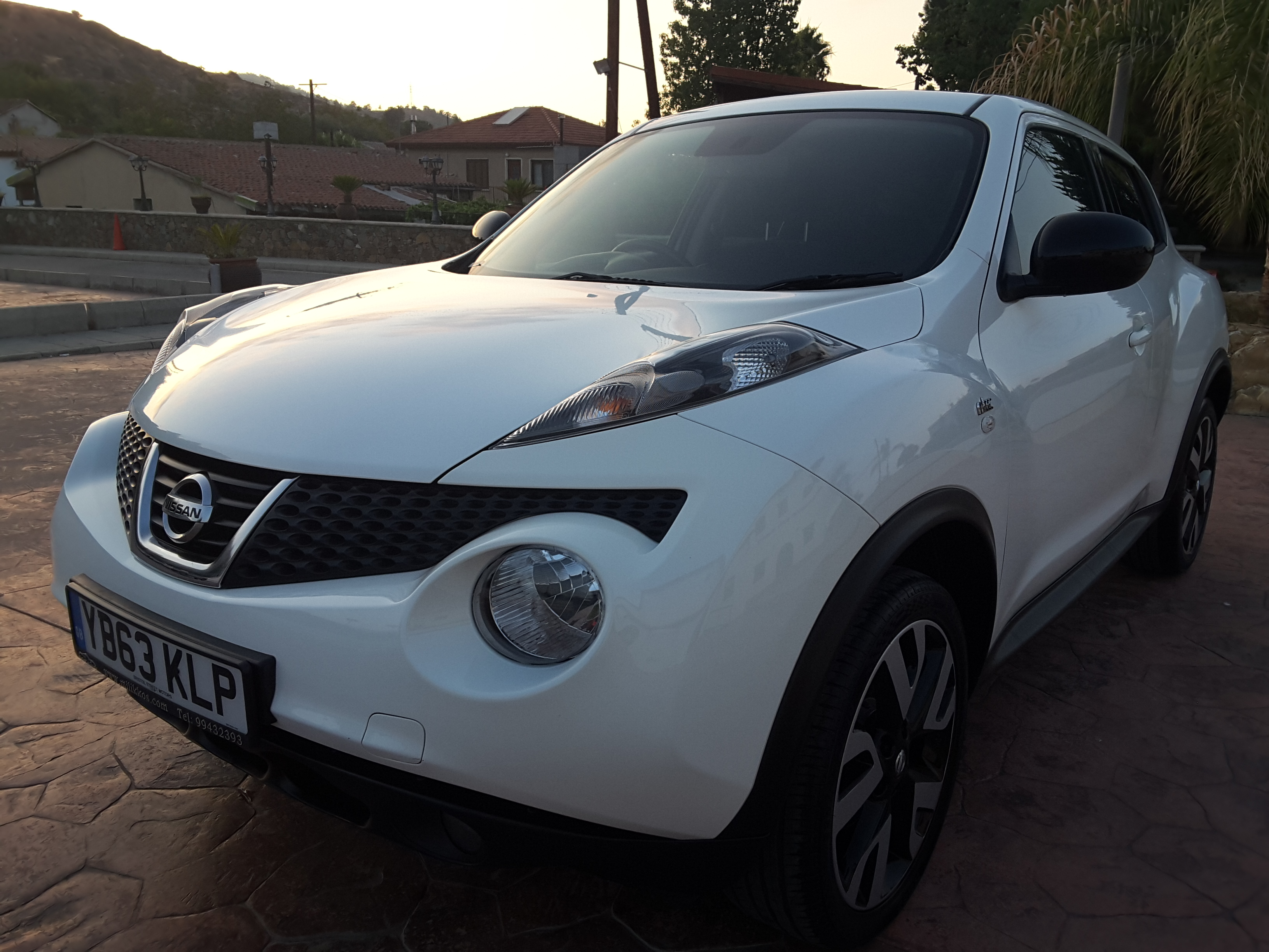 what dose is thing driver that nissan juke